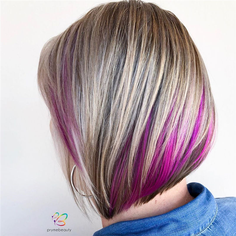 Trendy Bob Haircuts for Women Who Have A Good Taste-22