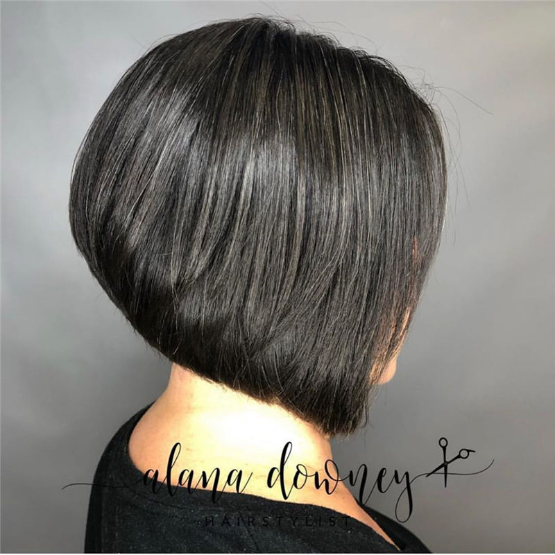 Trendy Bob Haircuts for Women Who Have A Good Taste-28