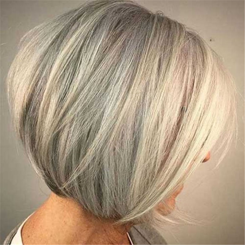 Trendy Bob Haircuts for Women Who Have A Good Taste-34