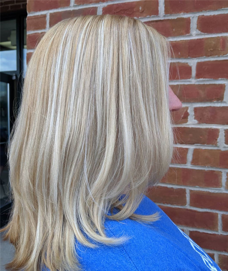Amazing Medium Layered Haircuts You Should Try Now 30