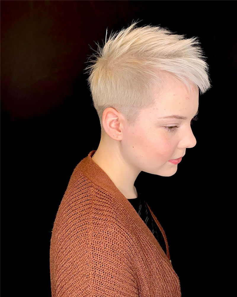 40+ Amazing Short Pixie Cuts To Copy This Year