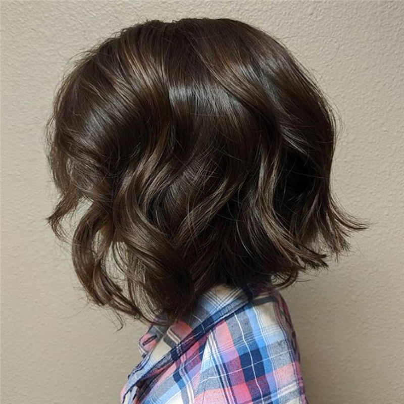 Awesome Short Haircuts for Pretty Women 2020 01