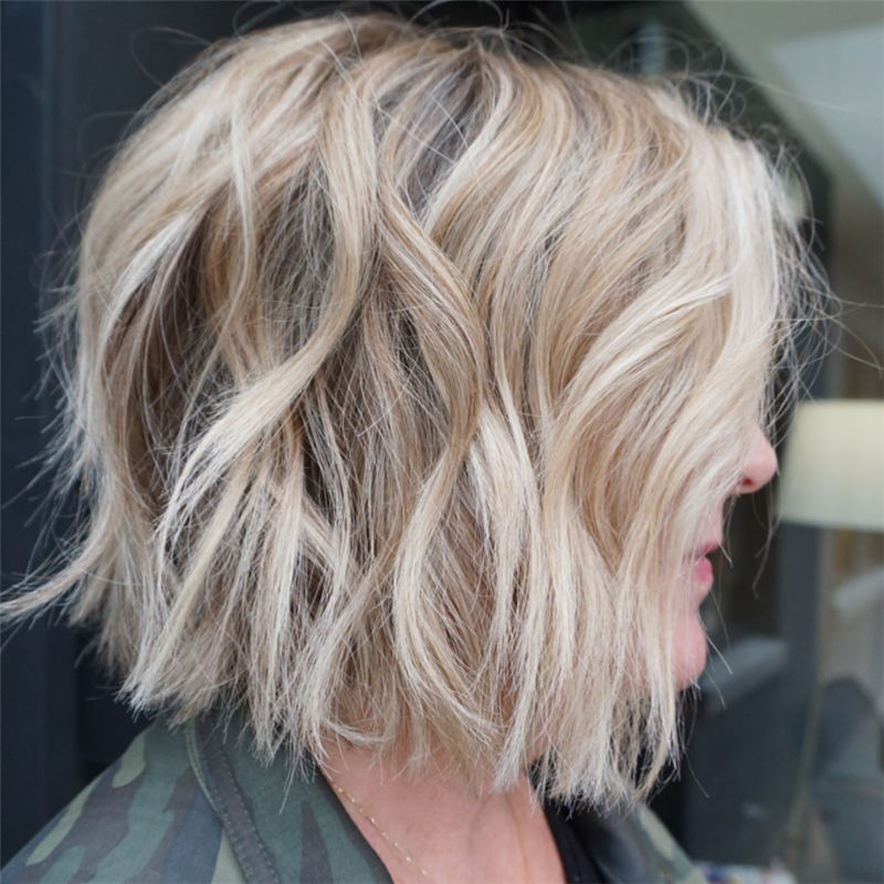 Best Bob Haircuts for All Smart Women 2020 12