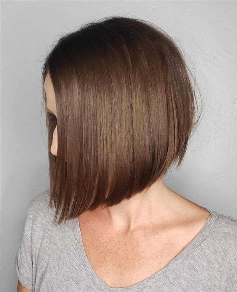 Best Bob Haircuts for All Smart Women 2020 17