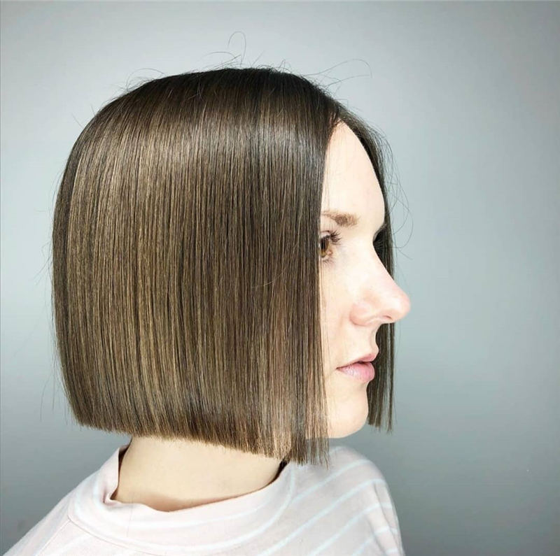 Best Bob Haircuts for All Smart Women 2020 18