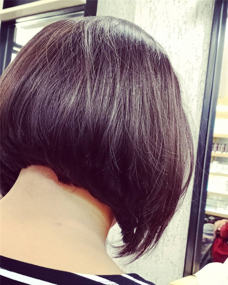 Best Bob Haircuts for All Smart Women 2020 27