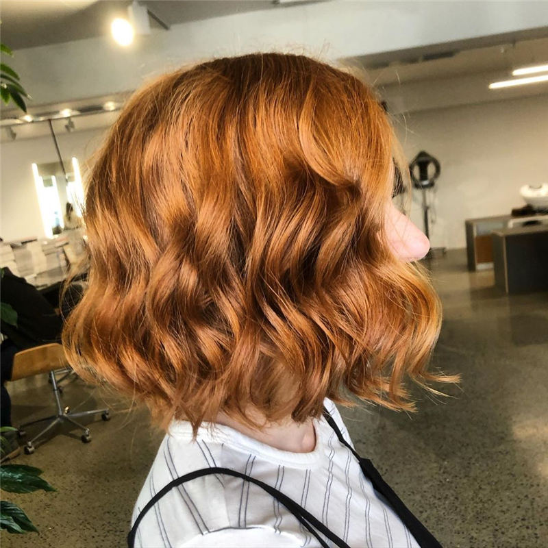 Best Bob Haircuts for All Smart Women 2020 28