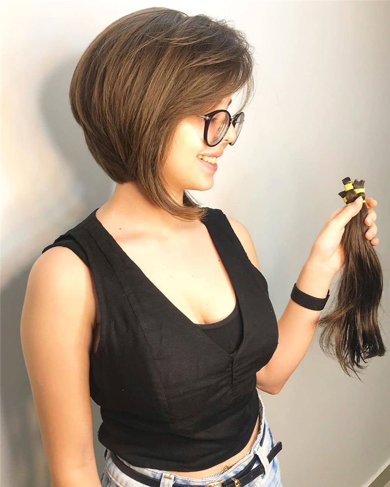 Best Bob Haircuts for All Smart Women 2020 31