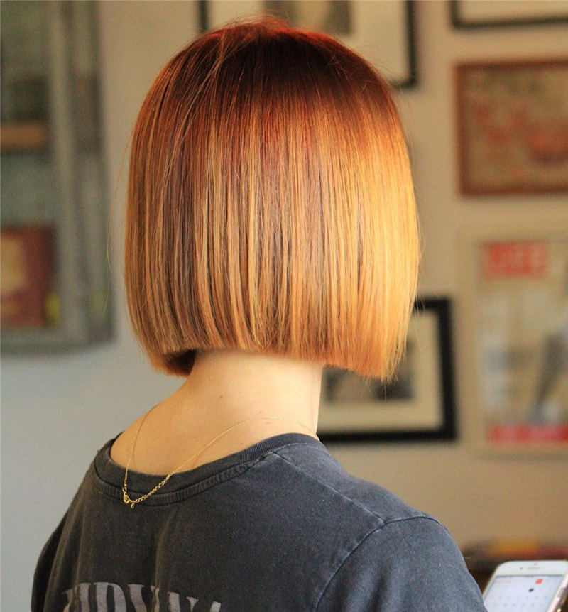 Best Bob Haircuts for All Smart Women 2020 32
