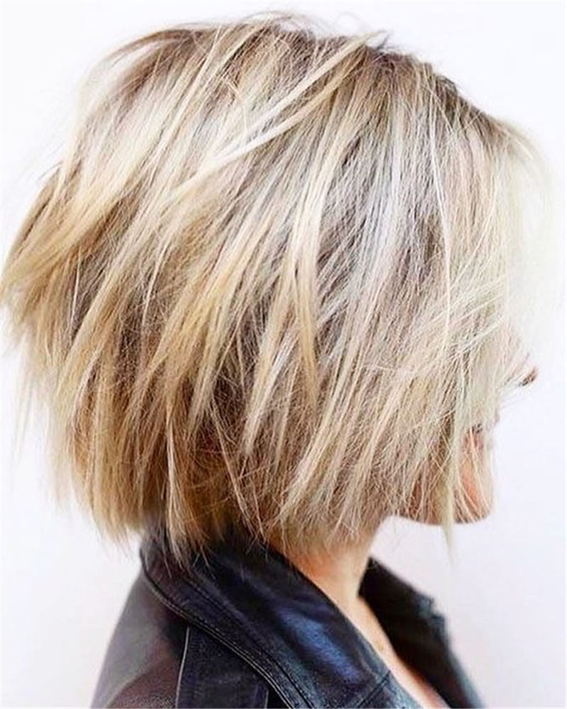 Best Bob Haircuts for All Smart Women 2020 35