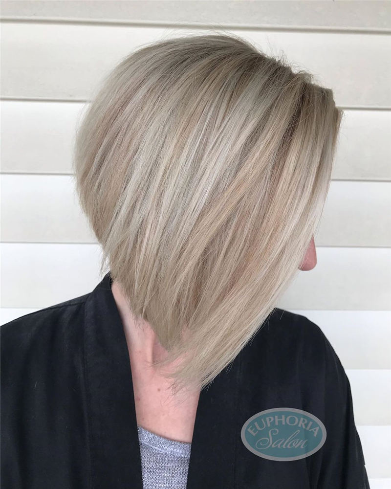 Best Bob Haircuts for All Smart Women 2020 37