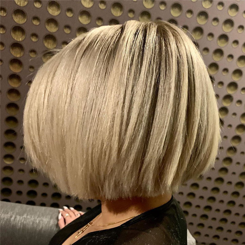 Best Bob Haircuts for All Smart Women 2020 38