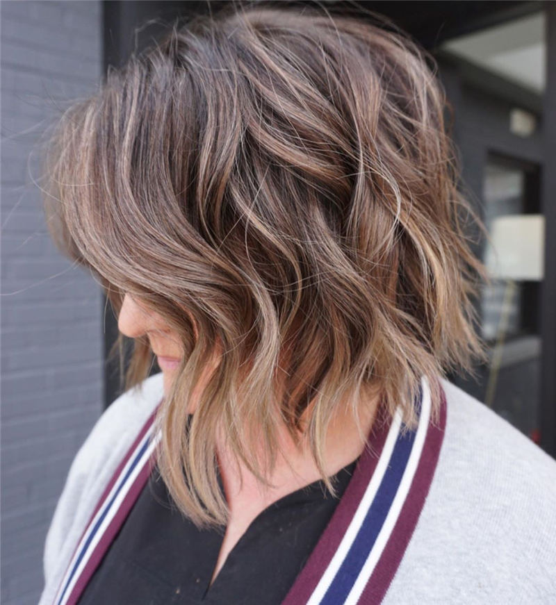 Best Bob Haircuts for All Smart Women 2020 42