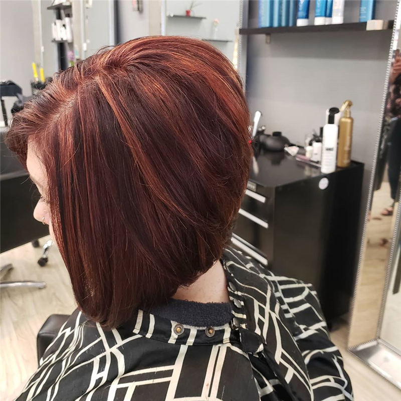 Best Bob Haircuts for All Smart Women 2020 43