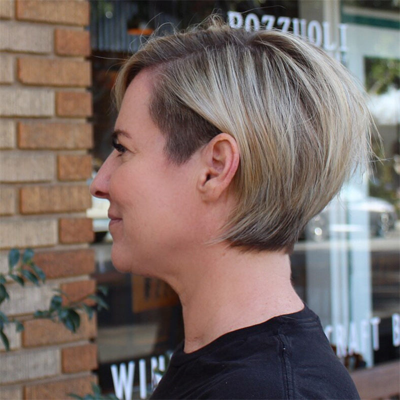 Best Short Hairstyles to Inspire Your Prom Look 32