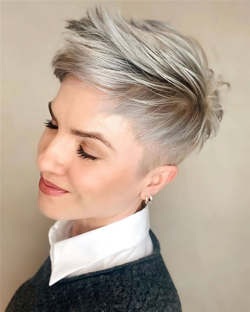 Best Short Pixie Haircut to Try This Season 02
