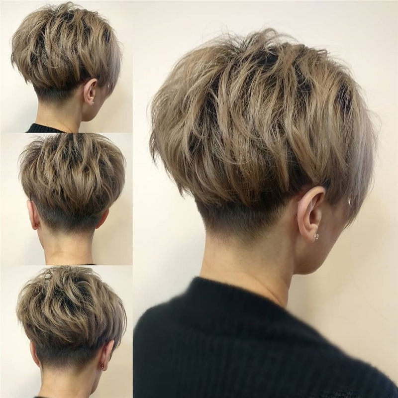 Chic and Sexy Pixie Haircuts That Youll Want To Get 04