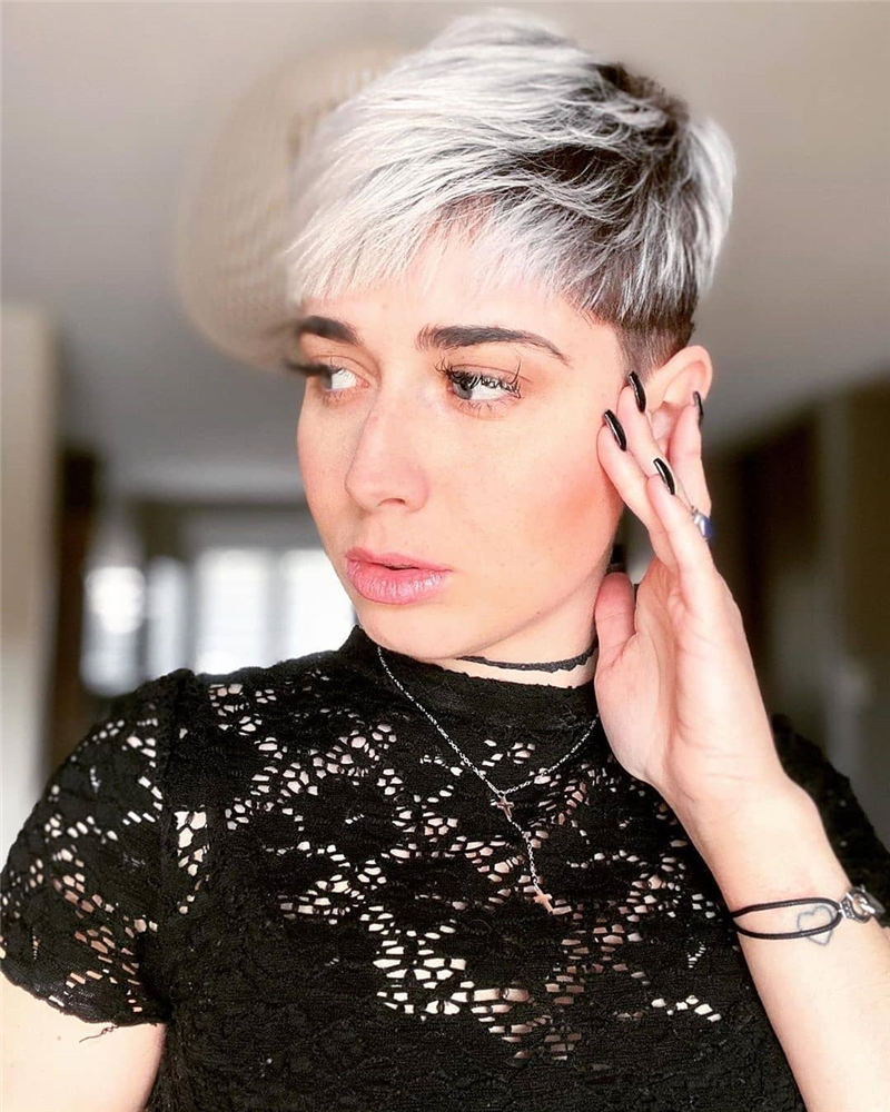 Chic and Sexy Pixie Haircuts That Youll Want To Get 05