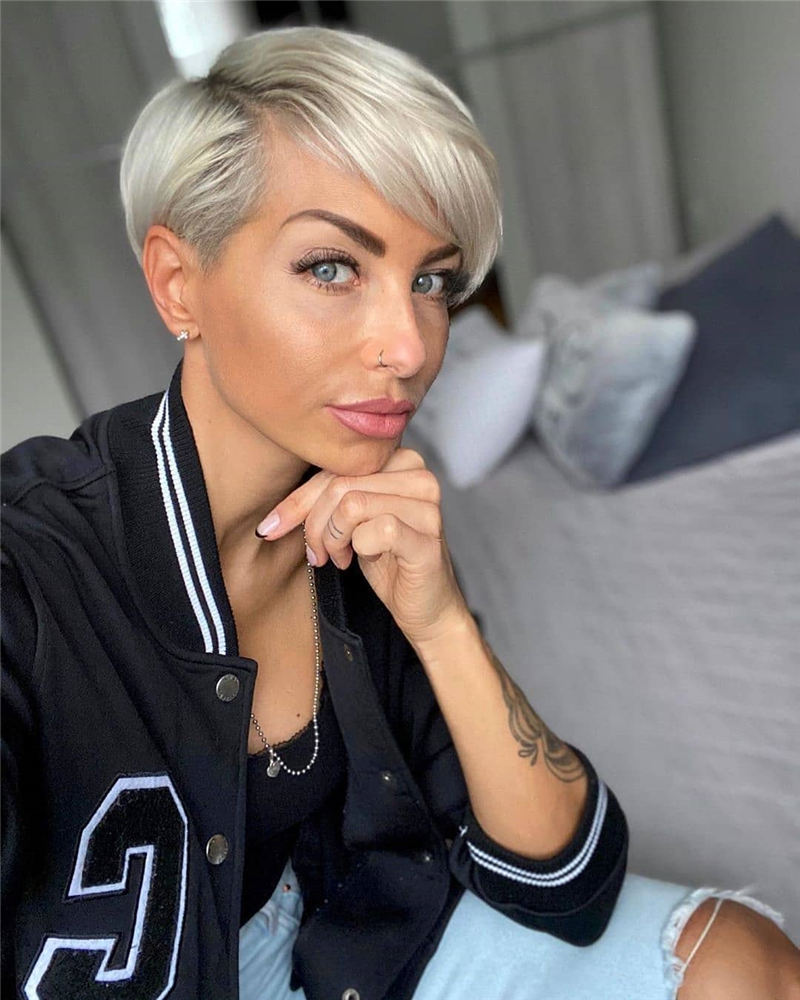 Chic and Sexy Pixie Haircuts That Youll Want To Get 08