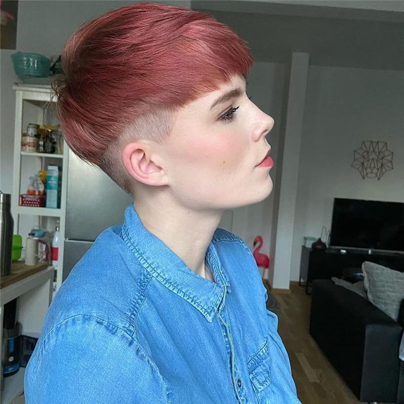 Chic and Sexy Pixie Haircuts That Youll Want To Get 13