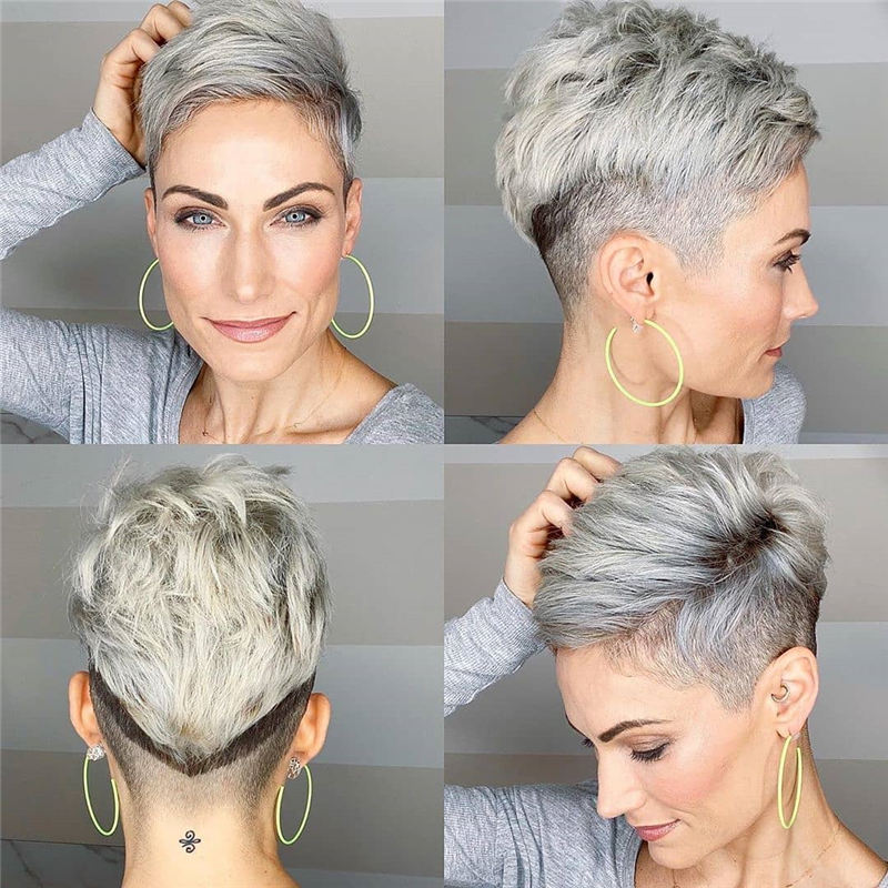 Chic and Sexy Pixie Haircuts That Youll Want To Get 14