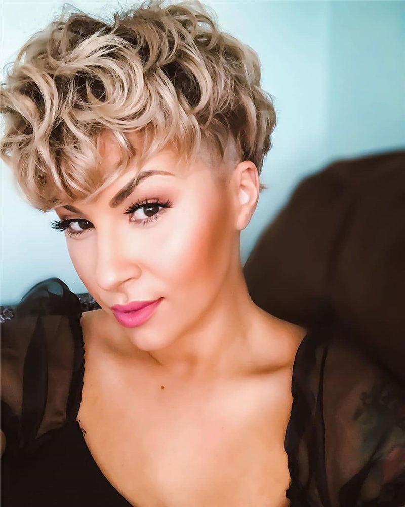 Chic and Sexy Pixie Haircuts That Youll Want To Get 16