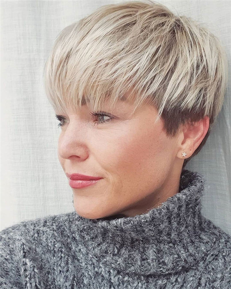 Chic and Sexy Pixie Haircuts That Youll Want To Get 28
