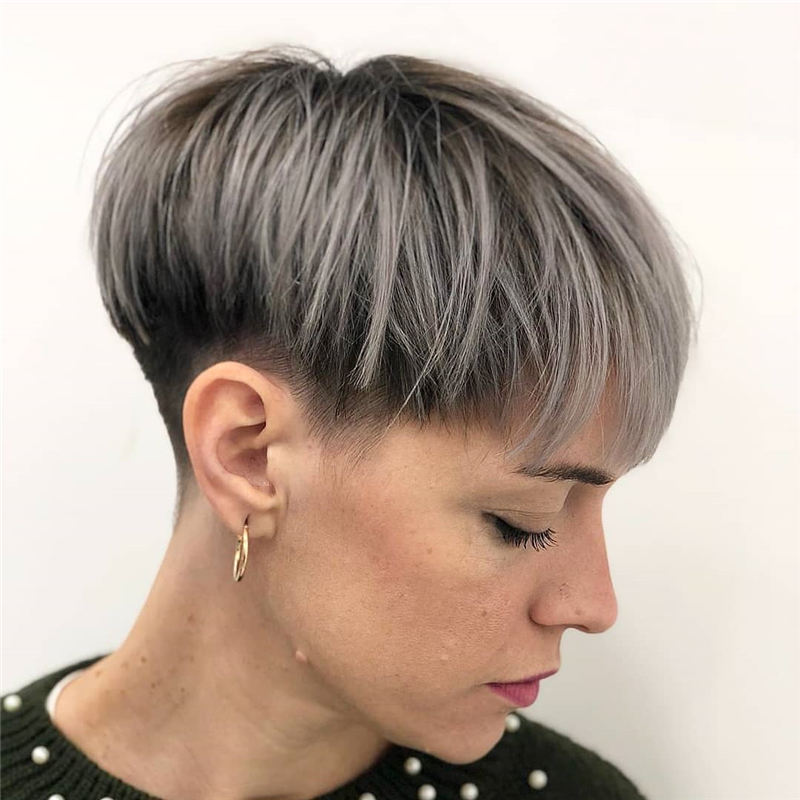 Chic and Sexy Pixie Haircuts That Youll Want To Get 33