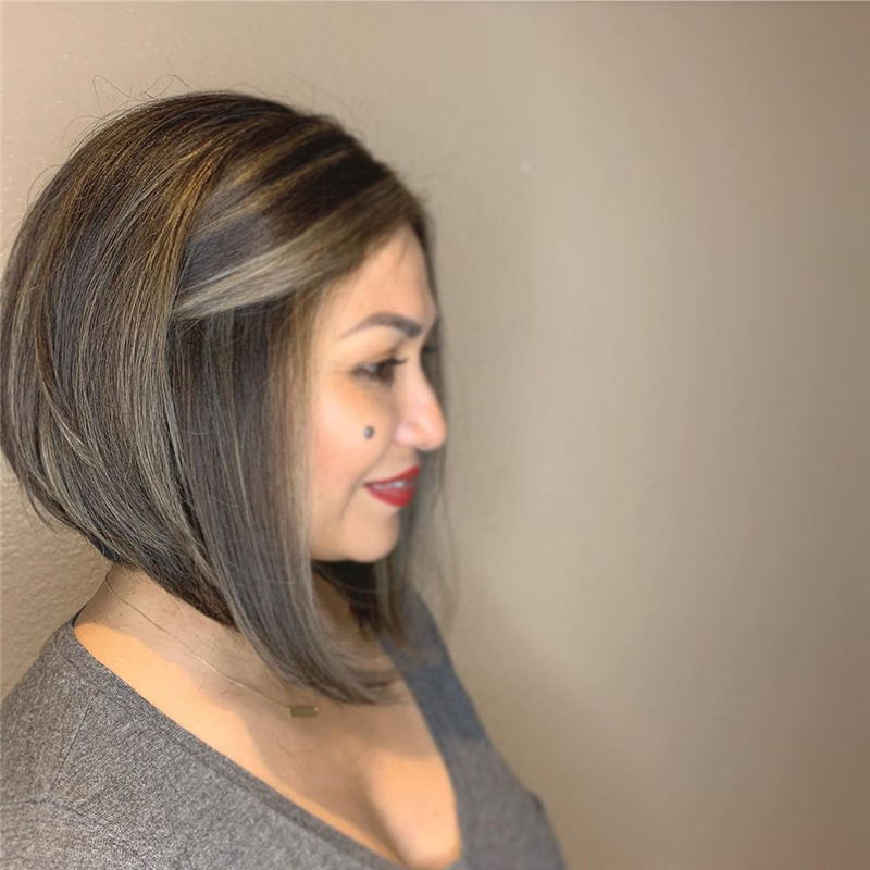 Classy Short Haircuts for Thick Hair You Will Love 01