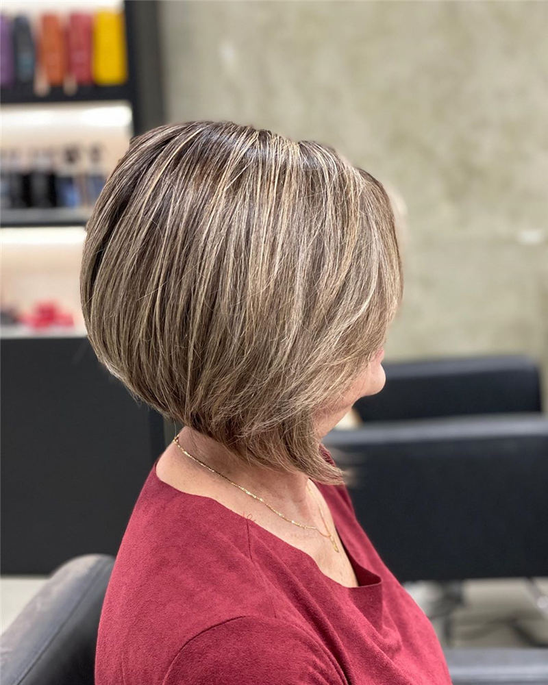 Cute Bob Hairstyles For 2020 to Refresh Your Style 40