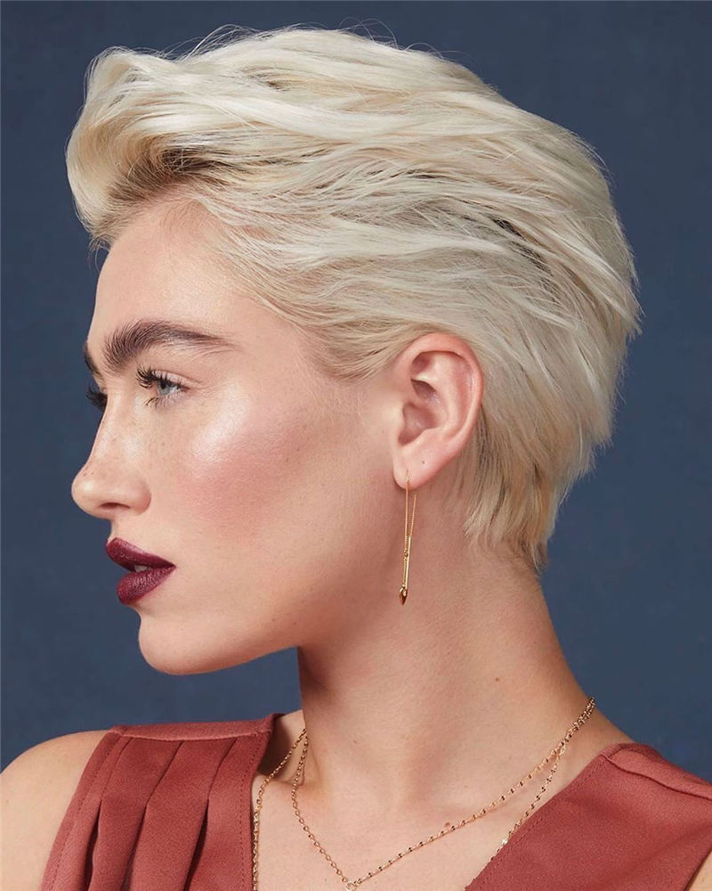 Extremely Popular Short Hairstyles Ideas for 2020 21