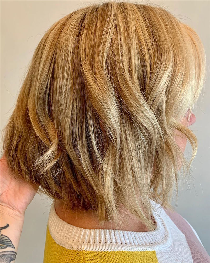 Great Short Bob Haircuts 2020 to Try Right Now 01