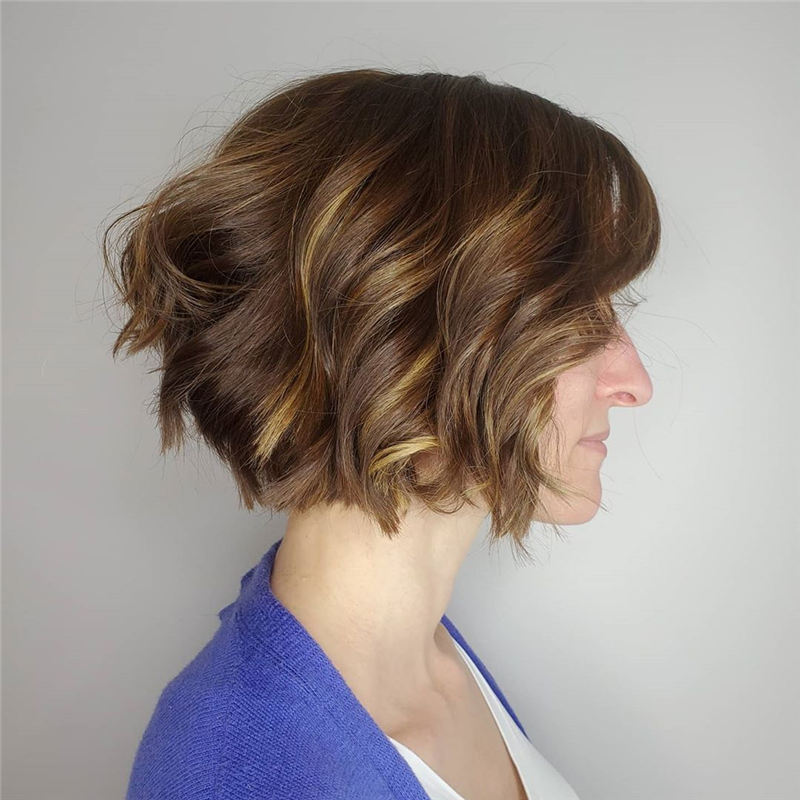 Great Short Bob Haircuts 2020 to Try Right Now 35