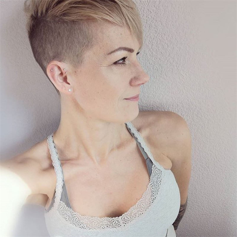 Incredible Short Hairstyles Youll Love to Wear in 2020 29