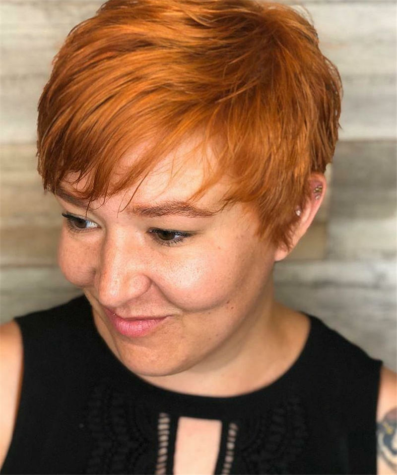 Latest Modern Pixie Haircuts That Are Simply Gorgeous 02