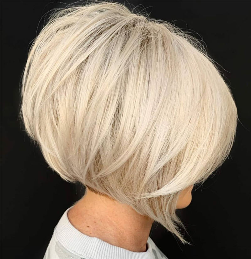 Latest Short Cuts To Inspire Your Next Haircut 01