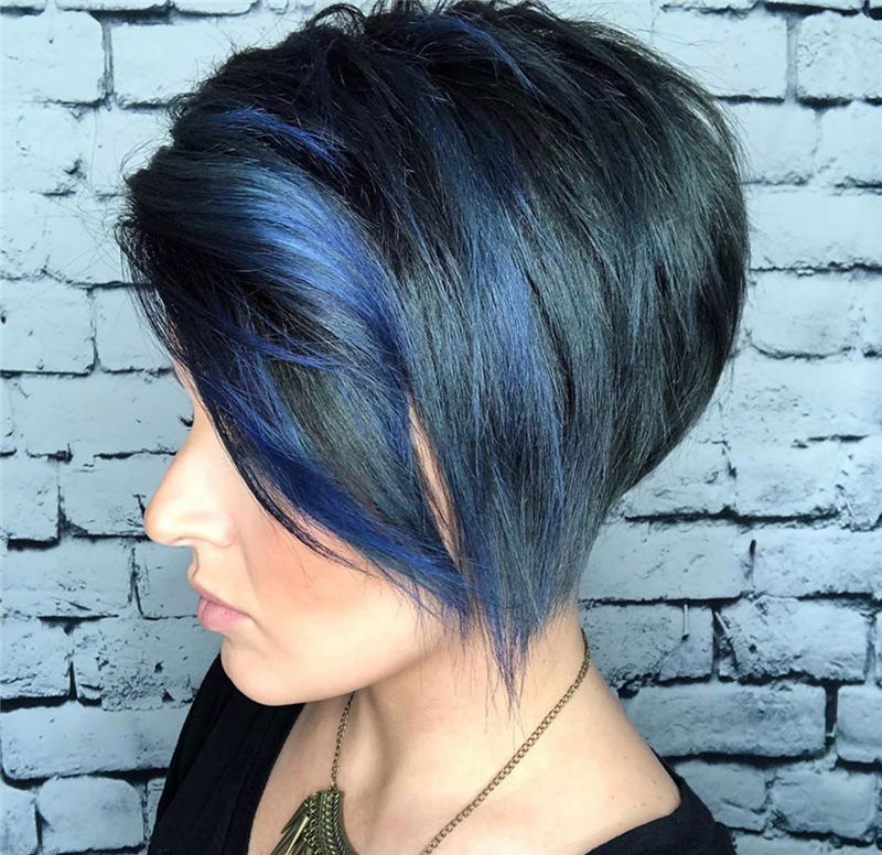 Modern Short Pixie Haircuts That Are Just Brilliant 01