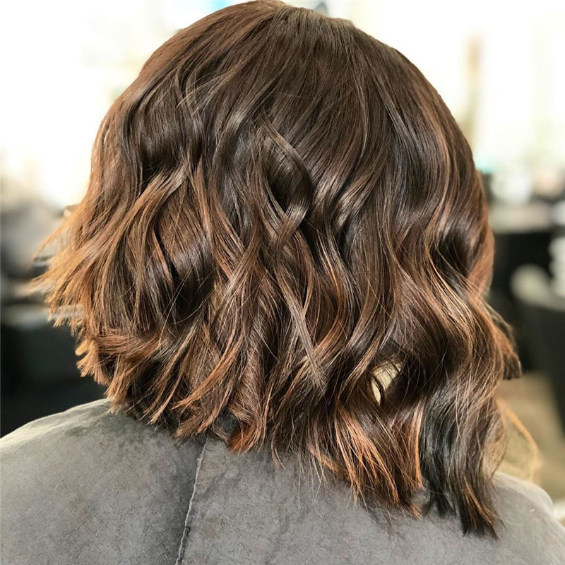 Perfect Bob Hairstyles That Makes You Pretty 33