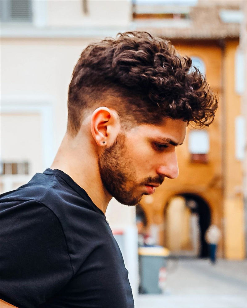Perfect Mens Hairstyles You Want to Try 2020 31