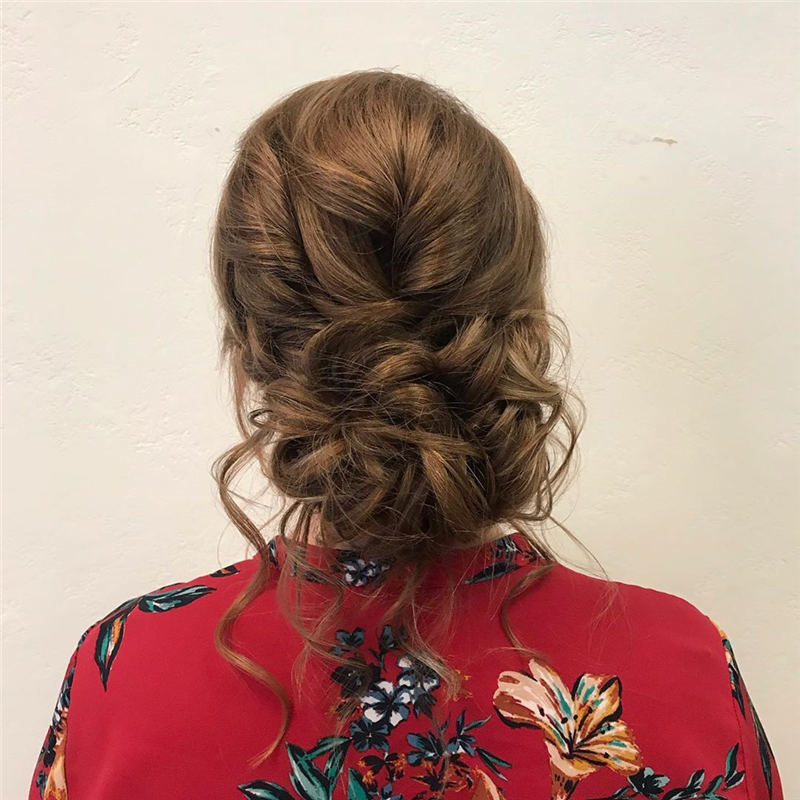Perfect Updo Hairstyles You Will Love in 2020 01