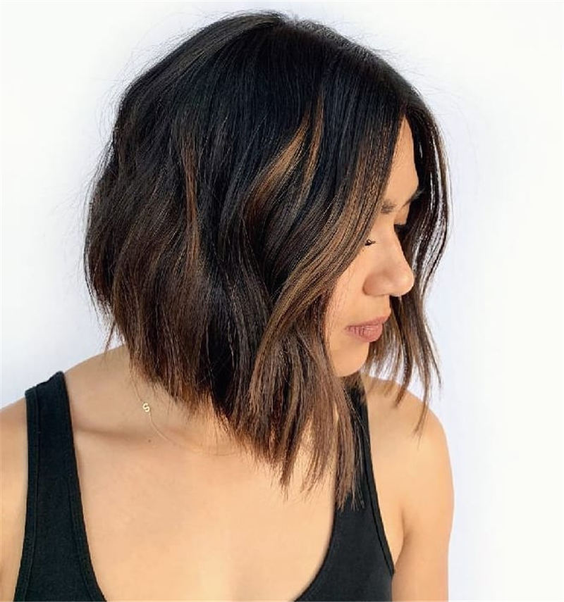 Simple Cool Bob Haircuts That Youll Want To Get 01