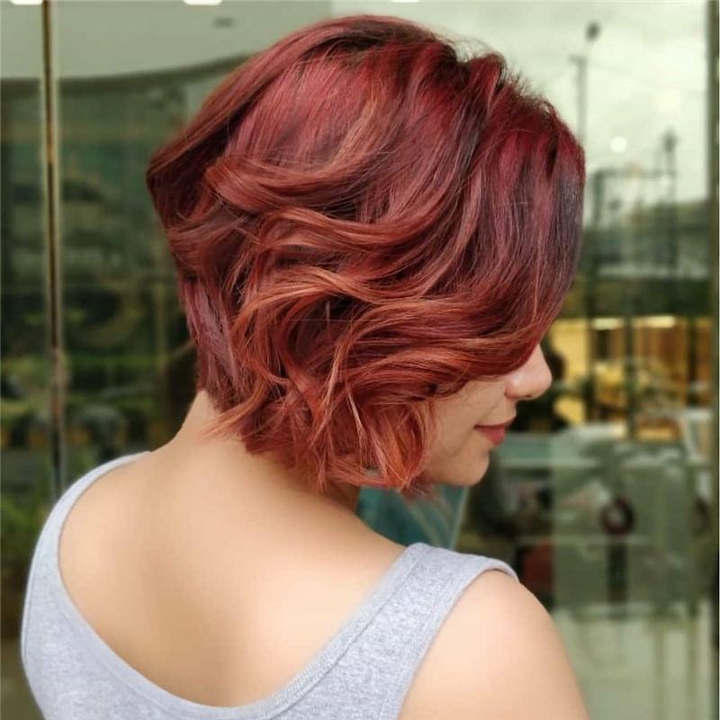 Simple Cool Bob Haircuts That Youll Want To Get 33