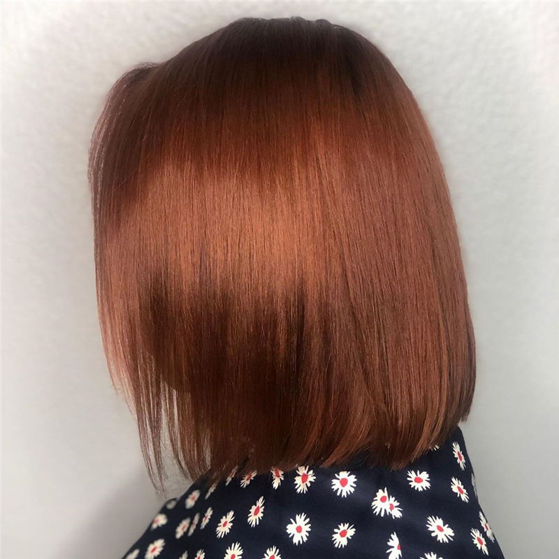 Wonderful Bob Haircuts That Are So Easy to Style 01