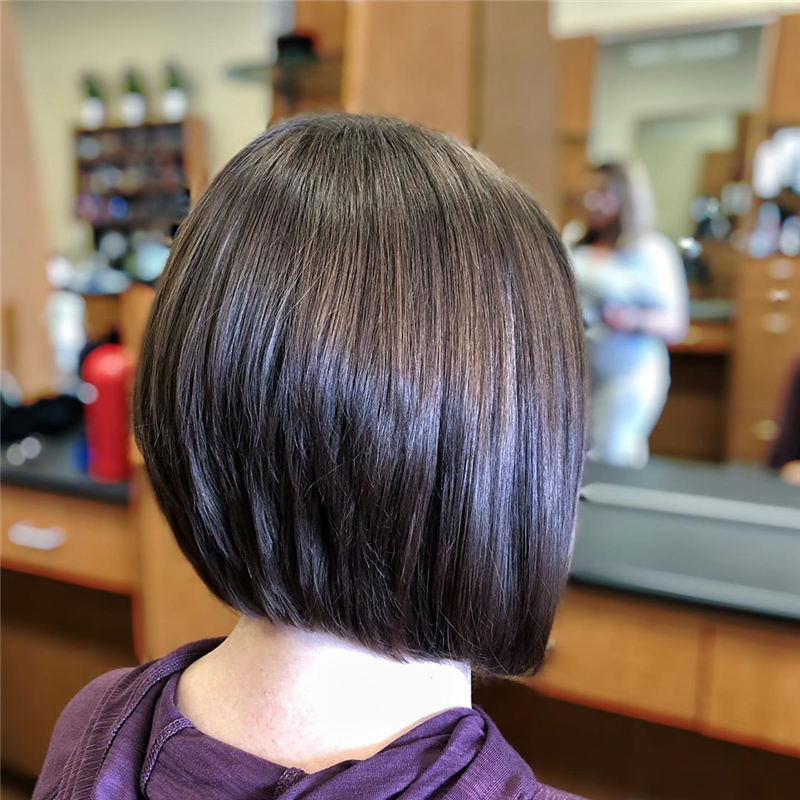 Wonderful Bob Haircuts That Are So Easy to Style 39