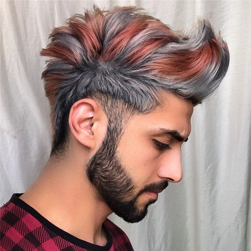 Best Mens Hairstyles All Around The World 2020 22