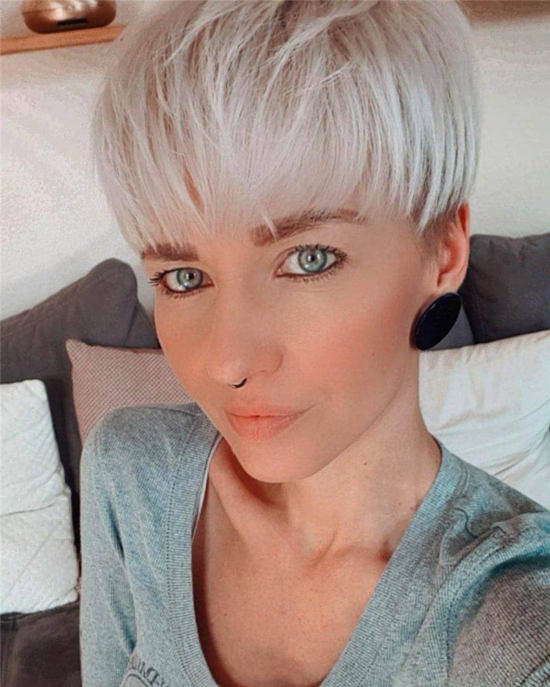 Best Short Pixie Cuts to Inspire You to Build Your Own 13