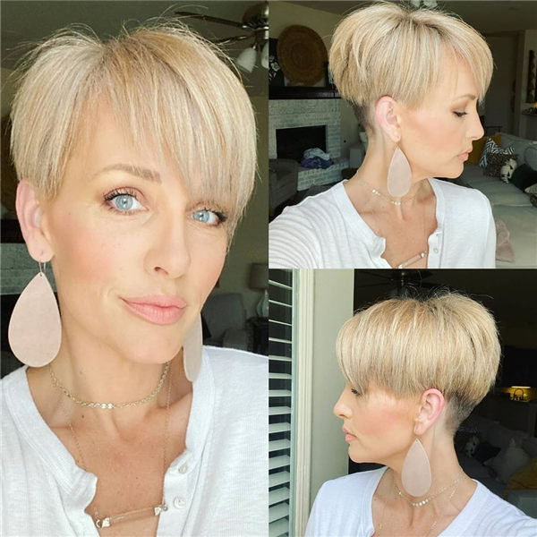 Most Eye Catching Short Pixie Haircuts to Upgrade Your Style 05
