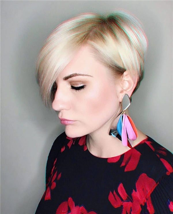 Most Eye Catching Short Pixie Haircuts to Upgrade Your Style 08