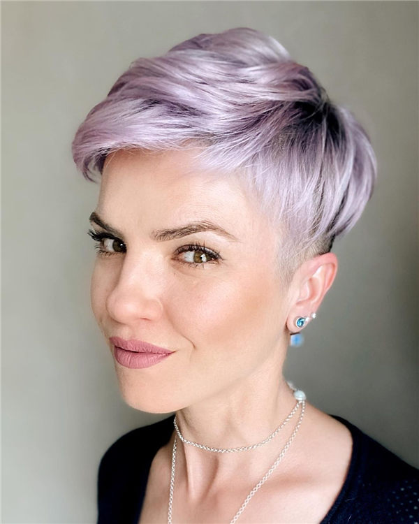 Most Eye Catching Short Pixie Haircuts to Upgrade Your Style 26