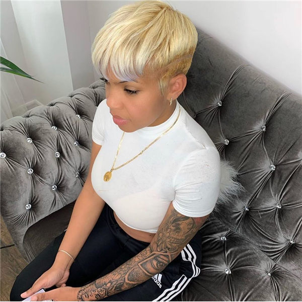 Most Eye Catching Short Pixie Haircuts to Upgrade Your Style 27